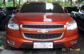 2015 Chevrolet Colorado LTZ 4x4 2.8L MT DSL (BDO Pre-owned Cars)