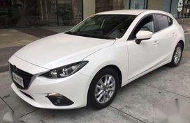 All Original 2015 Mazda3 1.5 Skyactiv AT For Sale