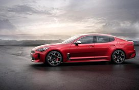 The Kia Stinger GT Line 2018 officially unveiled its diesel-powered version