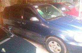 used kia sedona manual transmission van best prices for sale kia sedona manual 2004 2003 kia sedona manual blue van for sale