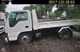 Like New 2014 Isuzu Elf Giga Mini Dump 4hf1 For Sale