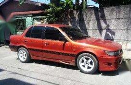 Mitsubishi lancer model 1989 for sale