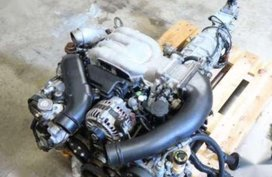 13B REW Twin Turbo Rotary Engine from RX7 FD3S