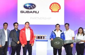 Subaru PH and Pilipinas Shell set up a working partnership