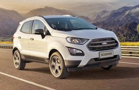 Ford EcoSport 2018 to arrive in India next month