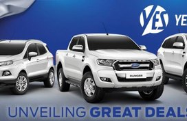 Ford Philippines discloses year-end sale deals for its models