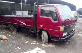 Fresh Mazda Titan Manual Red Truck For Sale