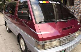 Perfect Condition 1999 Nissan Vannette Grand Coach For Sale