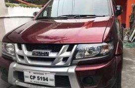 All Power 2016 Isuzu Crosswind Xuv AT For Sale