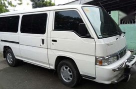 Good As New 2015 Nissan Urvan Shuttle For Sale