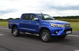 Toyota Hilux 2017 to receive an early facelift in Thailand