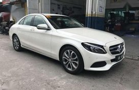 Absolutely Gorgeous 2016 Mercedes Benz C200 For Sale