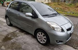 2010 Toyota Yaris MT Grey HB For Sale