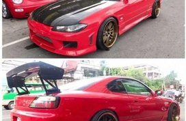 Nissan Silvia s15 good as new for sale