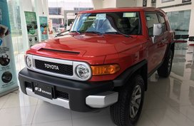 Call Now: 09258331924 Casa Sales 2019 Brand New Toyota FJ Cruiser Last Edition AT