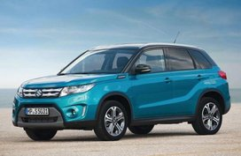 Suzuki Vitara 2018 to arrive in the Philippines next month