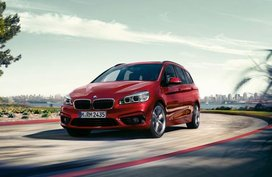 BMW's first-ever 7-seater MPV at 2017 BMW Roadshow this weekend