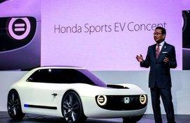 Honda Sports EV Concept bombarded at 2017 Tokyo Motor Show