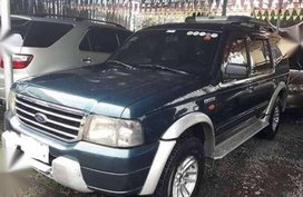 For sale ford Everest 2003
