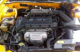 Hyundai coupe 99