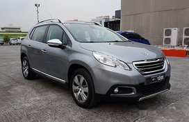Peugeot 2008 2015 SILVER FOR SALE
