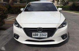 2015 Mazda3 V Sedan 1.5 Skyactiv Automatic Transmission