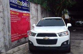 2016 Chevrolet Captiva Automatic Diesel - Automobilico SM Novaliches