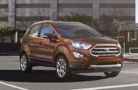 India-spec Ford EcoSport 2018 facelift details announced