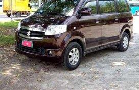 Well Maintained Fresh 2012 Suzuki Apv 2 MT For Sale