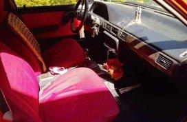 Family Car: Mazda 323 Model:1995