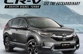 Honda Crv Gas and Diesel Variant For SALE