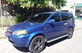 All Stock 2000 Honda HRV Limited 4x4 MT For Sale