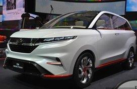 Daihatsu Multisix Concept shown off at 2017 Tokyo Motor Show