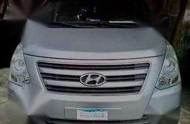 2016 Hyundai Starex mt good condition for sale