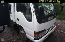 Isuzu Elf Giga Mini Dump 2014 White For Sale