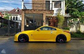 Nissan 350z Fairlady Z Z33 2003 Yellow For Sale