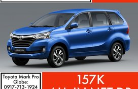 157k Only Honest DP Call Now: 09258331924 Casa Sales 2019 TOYOTA Avanza Veloz for sale