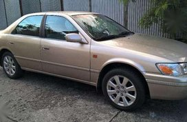 2001 Toyota Camry GXE 2.4 AT Beige For Sale