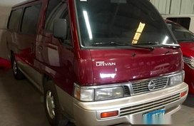 Good as new  Nissan Urvan Escapade 2012 for sale