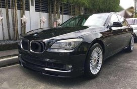 Black BMW Alpina B7 best prices for sale - Philippines