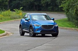Mazda CX-3 2018 to debut at Jinba Ittai Academy next week