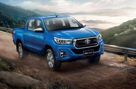 Toyota Hilux 2018 facelift specs revealed in Thailand