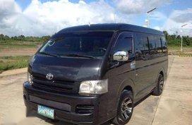 Toyota Hiace GL Grandia 2006 Diesel MT Van For Sale