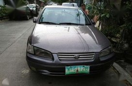 Toyota Camry 1998 AT Gray Sedan For Sale