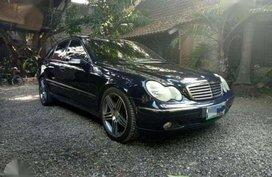 Mercedes-Benz C200 Kompressor 2002 For Sale