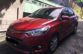 Toyota Vios 1.3 E 2016 Automatic Cebu FOR SALE