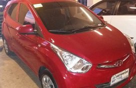 2016 Hyundai Eon glx m/t for sale