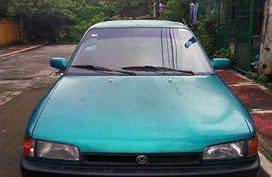Good as new Mazda 323 1995 M/T for sale in Metro Manila