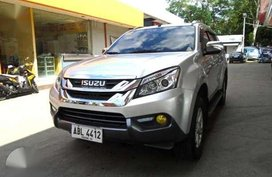 Impeccable Condition 2015 Isuzu MUX LS-A AT For Sale