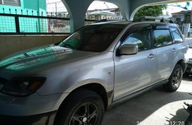 Mitsubishi outlander 4x4 A/T for sale